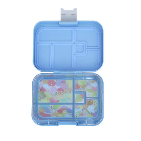 munchbox midi5 lunchbox coco blue - Chalk