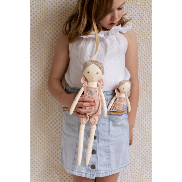 nana huchy doll miss maple - Chalk