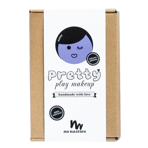 No Nasties Pretty Play Make Up Box Deluxe Purple Nancy