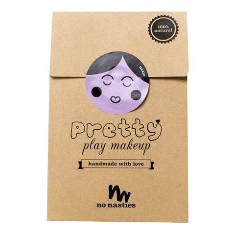 No Nasties Pretty Play Make Up Goody Pack Purple Nixie