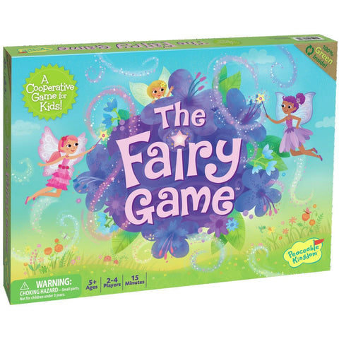 peaceable kingdom the fairy game board game - Chalk