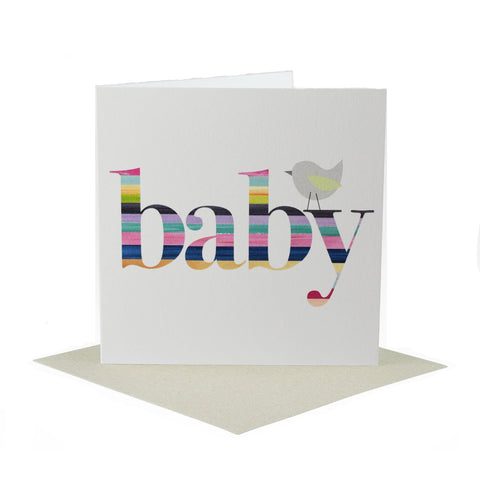 Rhicreative Card Baby Bird