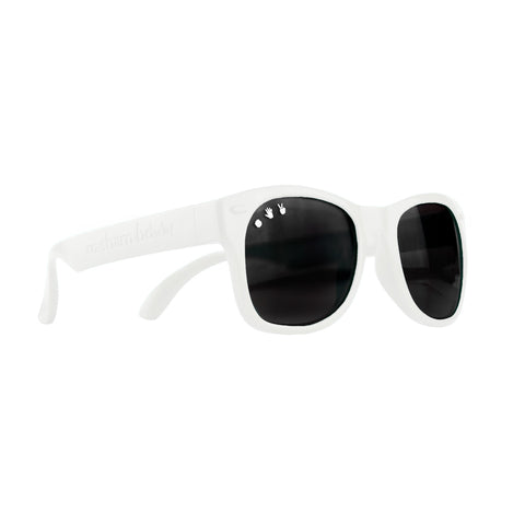 ro.sham.bo sunglasses ice ice baby white - Chalk