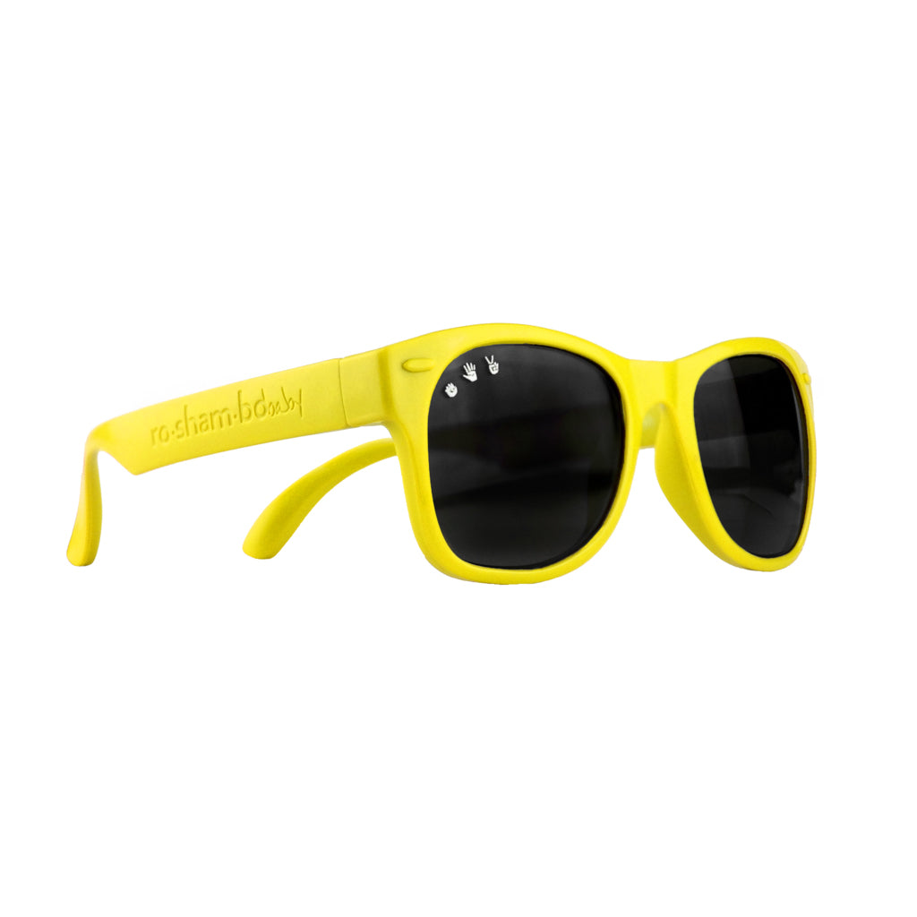 ro.sham.bo sunglasses simpsons yellow - Chalk