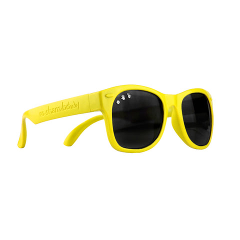 ro sham bo baby sunglasses simpsons yellow