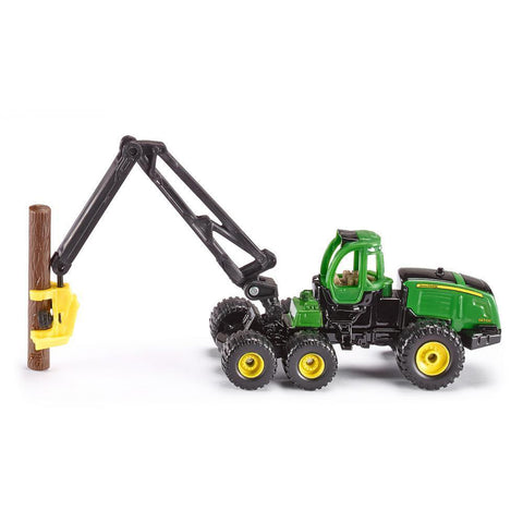 siku john deer harvester - Chalk
