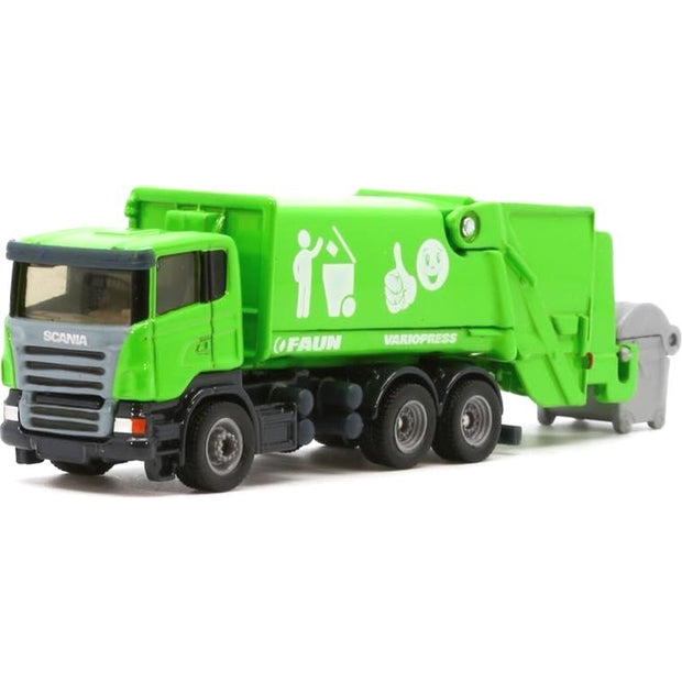 siku boxed refuse truck - Chalk