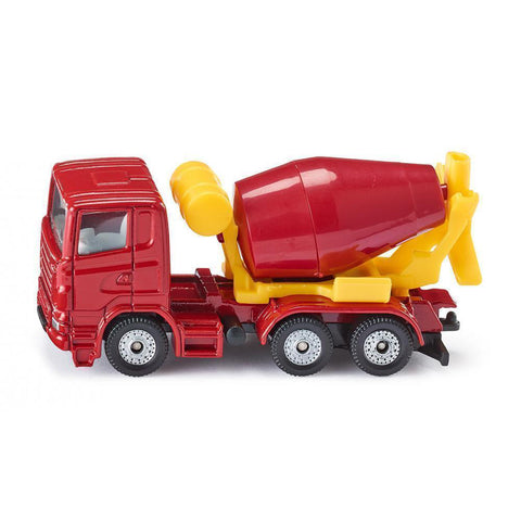 siku cement mixer - Chalk
