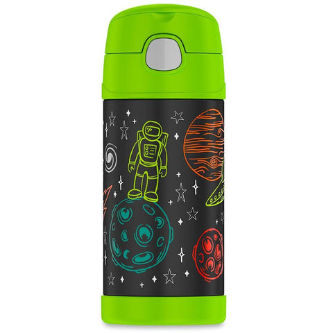 Thermos 355Ml Insulated Bottle Astronaut