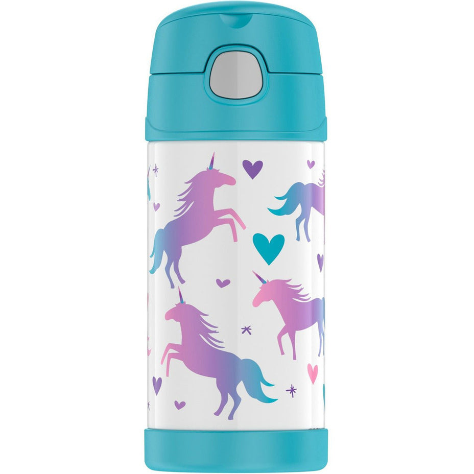 Thermos 355Ml Insulated Bottle Unicorn