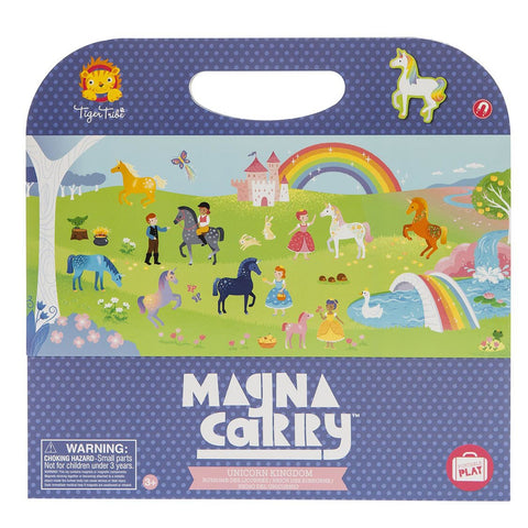 tiger tribe magna carry unicorn kingdom - Chalk