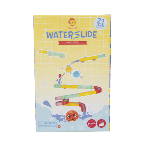 tiger tribe waterslide marble run - Chalk