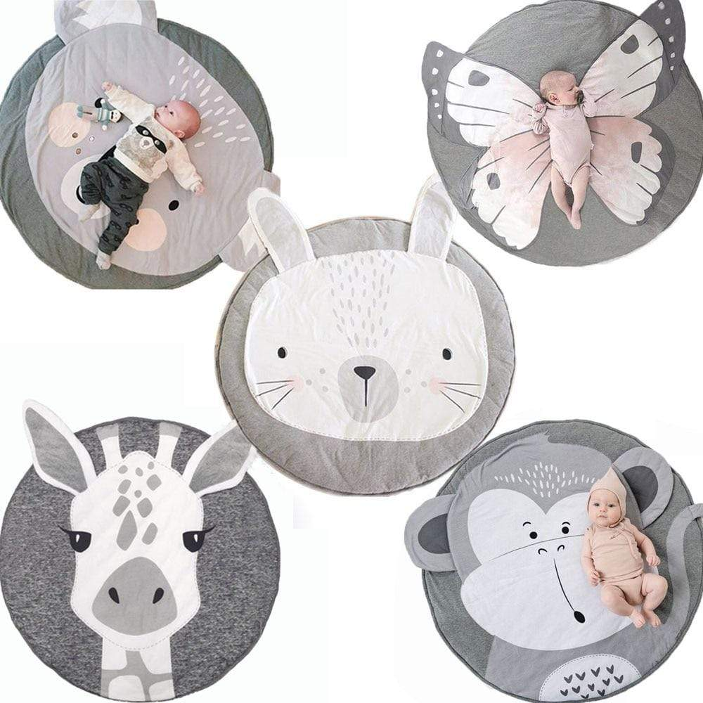 Baby Play Mat - Animals - Baby Belts