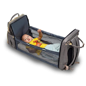 Baby Diaper Crib Bag - Baby Belts