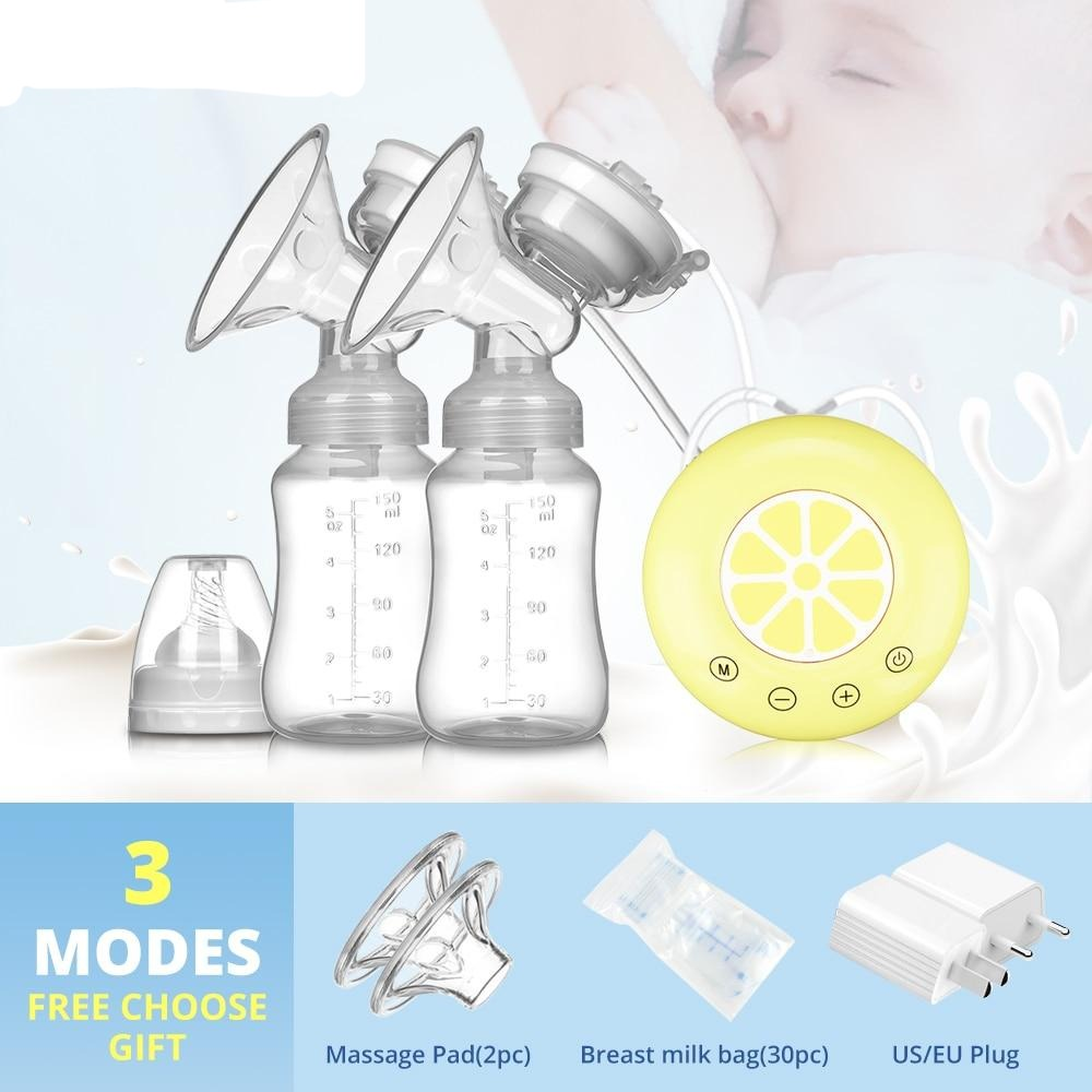 Electric Breast Pump - Double - Baby Belts