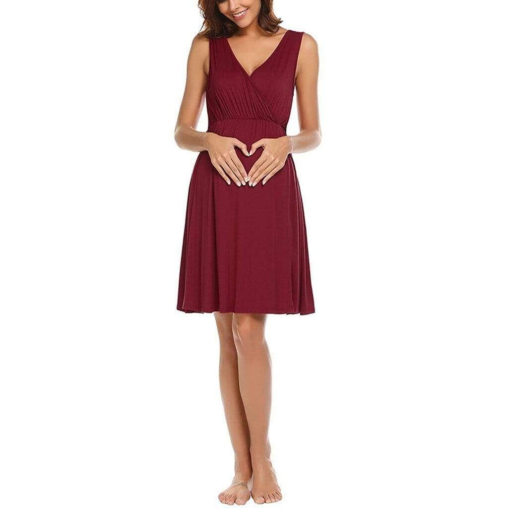 Dress clothes for pregnant women Maternity - Baby Belts