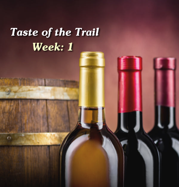taste of the trail icon for week one