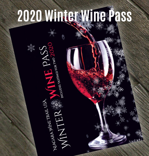 Winter Wine Pass Booklet for 2020