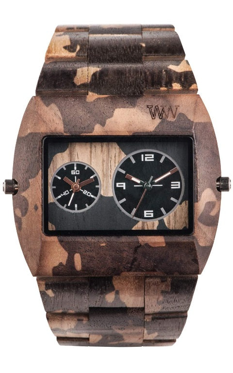 Orologio Wewood Jupiter Nature Camo Nute