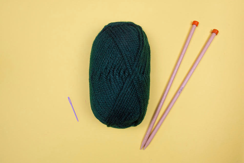 First Time Knits Kits Pre Order Project 1