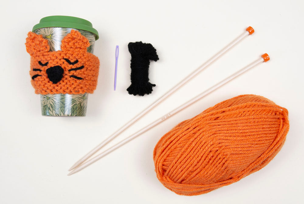 Project 2 Cup Warmer Kit - First Time Knits (5388793315485)