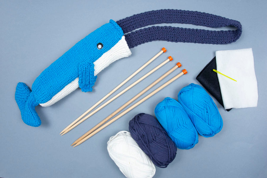 First Time Knits Kits Pre Order Project 4