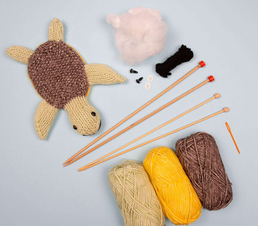First Time Knits Kits Pre Order Project 5