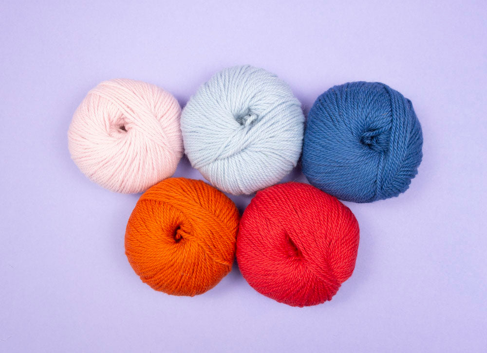 First Time Knits Kits Pre Order Project 7