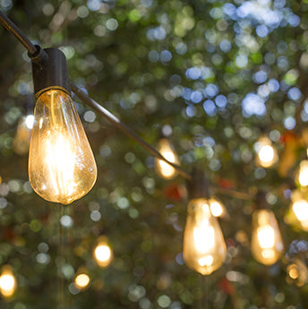 4 benefits of using solar string lights in your garden