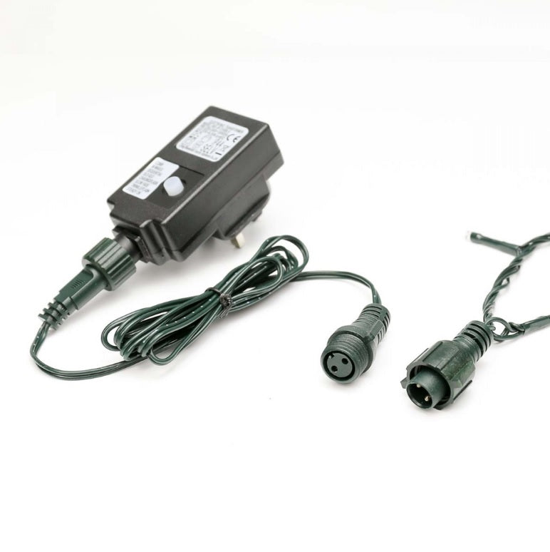 Small Transformer, UK Plug, Green Cable 1.jpg