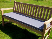 Luxury 3 Seater Bench Cushion