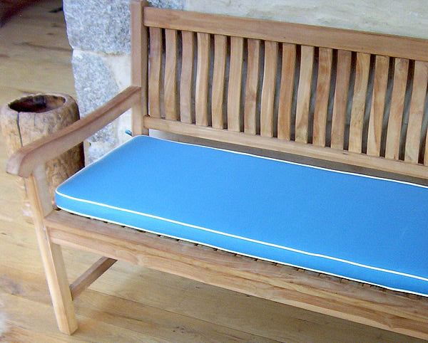 Luxury 2 Seater Bench Cushion