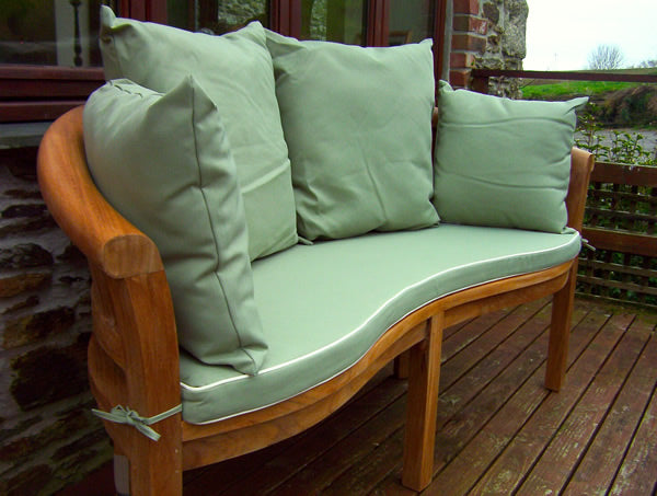 Luxury San Francisco Bench Cushion