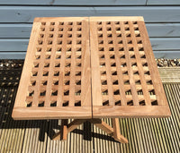 Square Folding Picnic Table