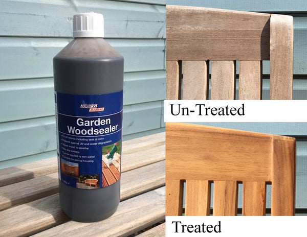 Teak/Hardwood Sealer 1000ml