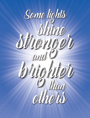 TR1 Shine Stronger & Brighter