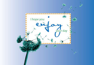 CN7 Enjoy Your Day
