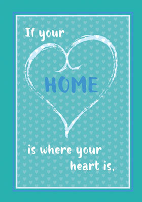 52561 Home Where Your Heart Is