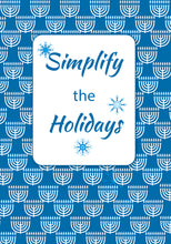 Load image into Gallery viewer, 51824 Simplify the Holidays