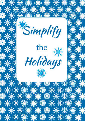 51824 Simplify the Holidays