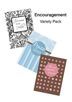 EV6 Encouragement Variety 6 Pack