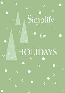 H1 Simplify the Holidays