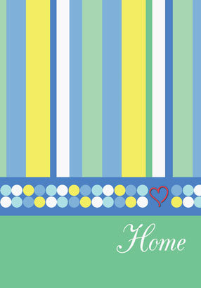 51668 Home is Where You Hang Your Heart