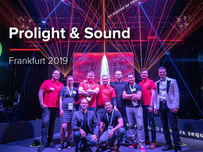 Prolight 2019 has gone by and we thank you!