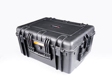 Load image into Gallery viewer, Heavy duty flight case side view