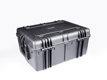Load image into Gallery viewer, Heavy duty flight case rear view