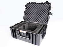 Load image into Gallery viewer, Heavy-duty flight case | size M opened