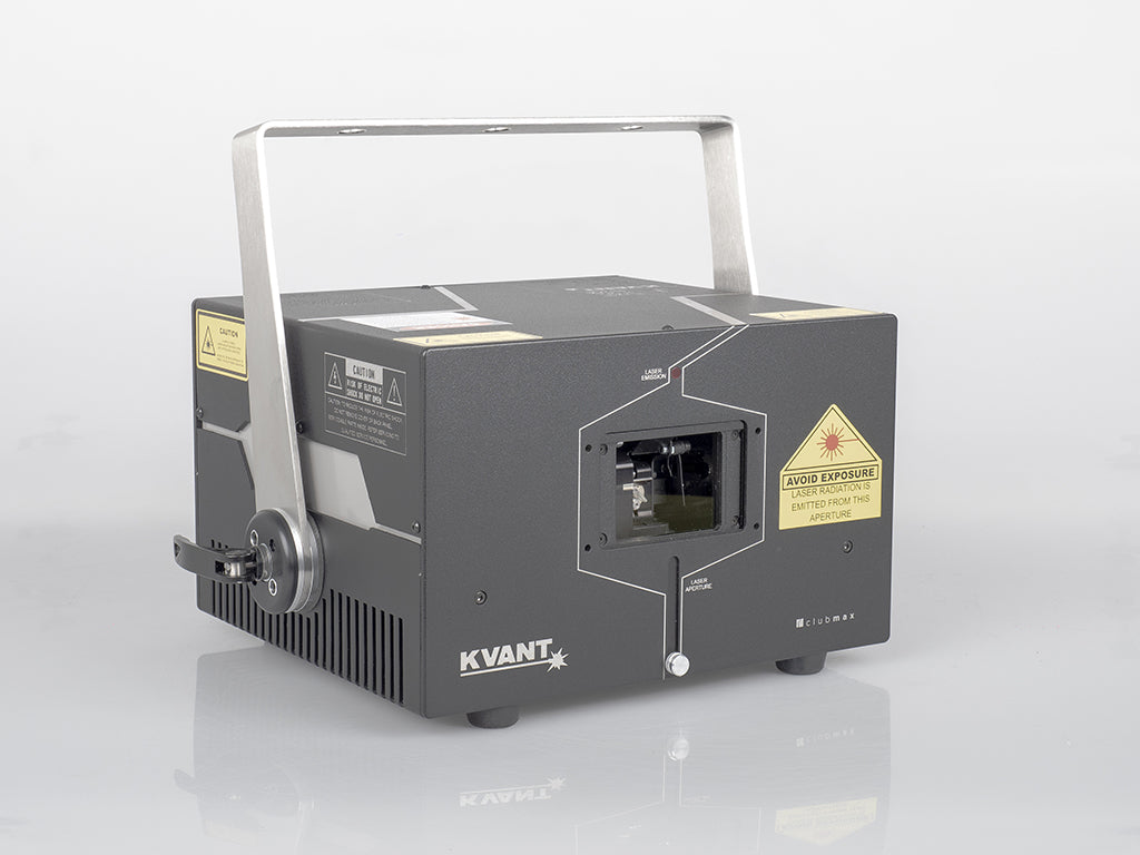 KVANT Lasers Clubmax 3000 FB4 front view