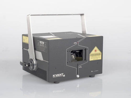 KVANT Lasers Clubmax 3400 FB4 front view