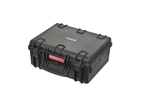 Heavy-duty flight case | size S overview